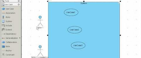 Modeling Use Case Elements