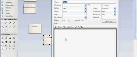 UML Class Modeling 2 – Finding Classes