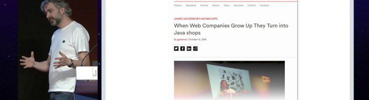 Serverless Java Challenges & Triumphs
